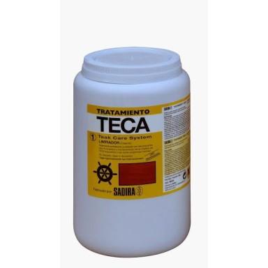 Tratamiento Limpiador Para Teca Sadira