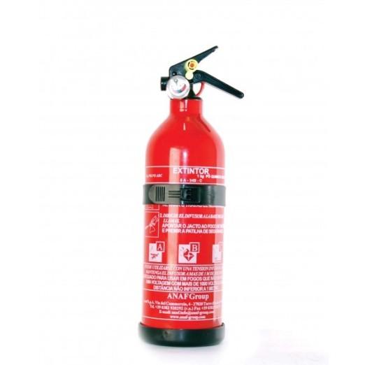 Extintor Portátil Para Barco Polvo