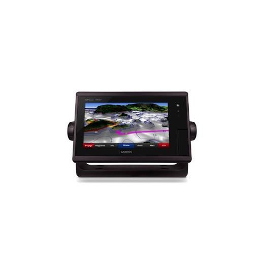 Garmin 7407 GPS Plotter