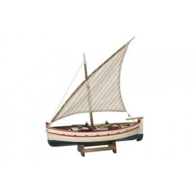 Barco de Pesca Laud Decoración