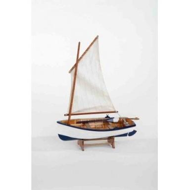 Barca Canot Breton Decoración