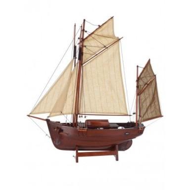 Barco Antiguo Thonier Decoración