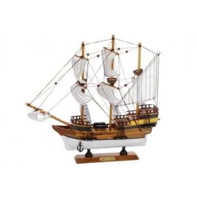 Buque Mayflower Decoración