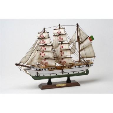 Barco Sagres Decoración Marina