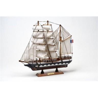 Barco Clipper Decoración Marina (2u)