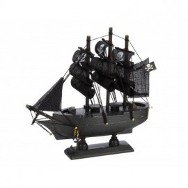 Galeon Pirata Black Pearl (12u)