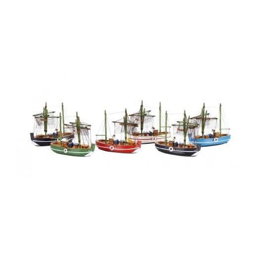 Barcos de pesca medianos decoraci n nautica avi o - Decoracion de barcos ...