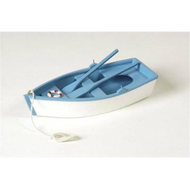 Bote Azul Decoración