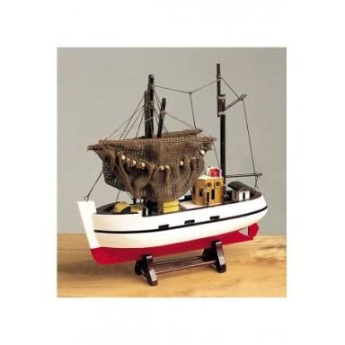 Barco De Pesca Decoración