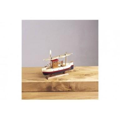 Barco Mediterráneo Decoración
