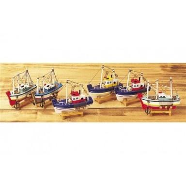 Barcos De Pesca Pequeños