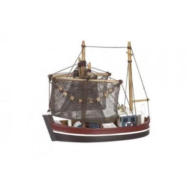 Barco De Pesca Pequeño Decoración