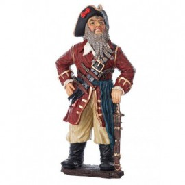 Figura Pirata Decoración