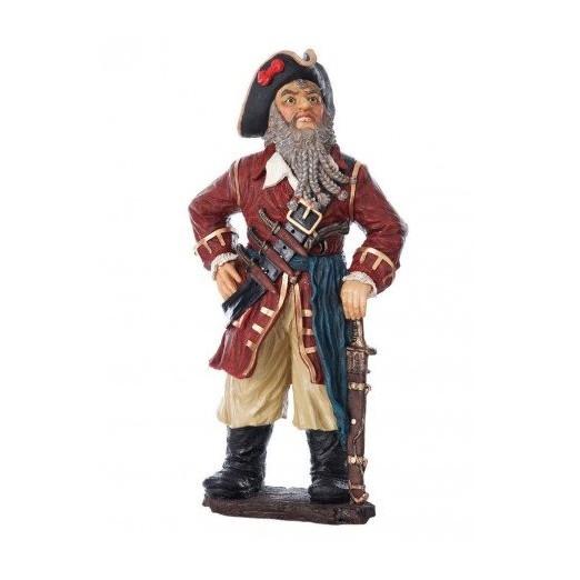 Figura Pirata Decoración