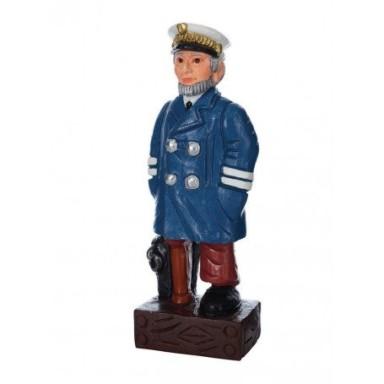 Capitán Pata de Palo Decoración
