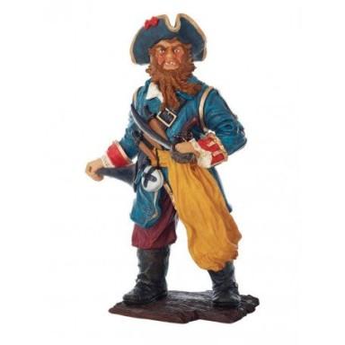 Personaje Pirata Decoración (1u)