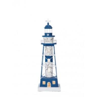 Lámpara Faro Náutico Decoración