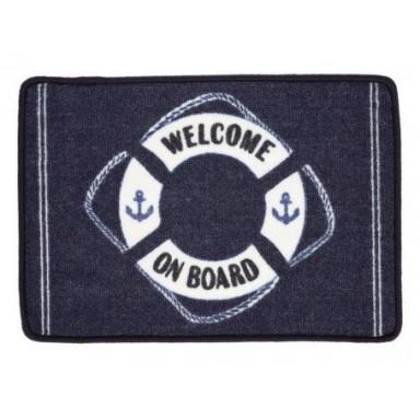 Alfombra Salvavidas Welcome on Board