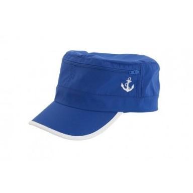 Gorra Azul Náutica Ancla