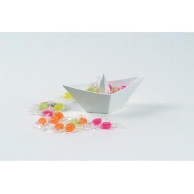 Barco de Papel Decorativo Mediano