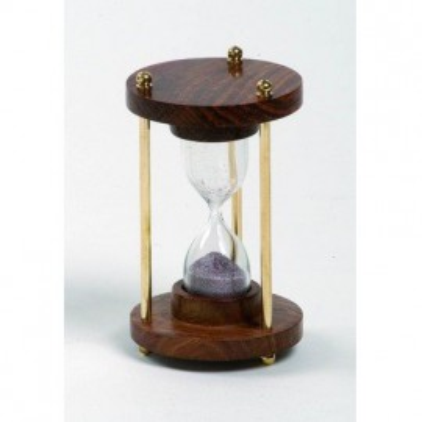 Reloj de Arena 3' Decoración (2u)