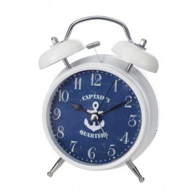 Reloj Despertador Marino Decoración (1u)