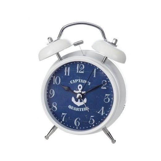 Reloj Despertador Marino Decoración