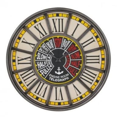 Reloj Esfera Telegrafo Decoración