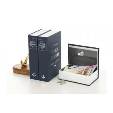 Caja de Seguridad Libro Náutical Dictionary