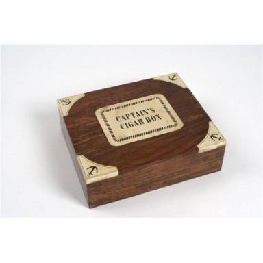Caja de Tabaco Captain Decoración