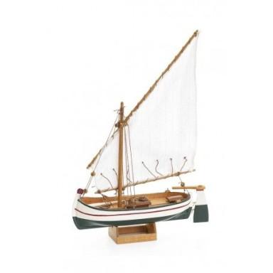 Barca Paranza Italiana