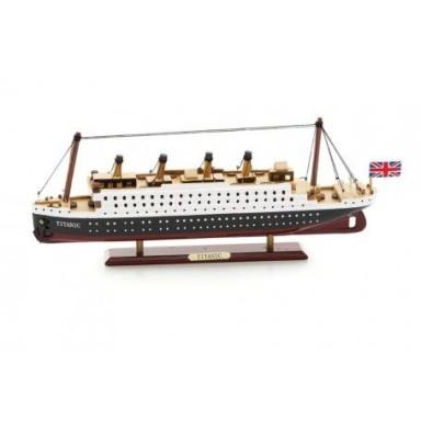 Barco Titanic Decorativo