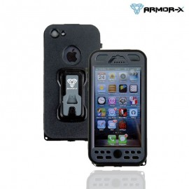 Carcasa Estanca Armor X iPhone 5 y 5s MX AP3 BK