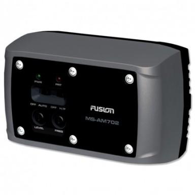 Amplificador Fusion MS AM702 Configuración 3 o 4 Zonas