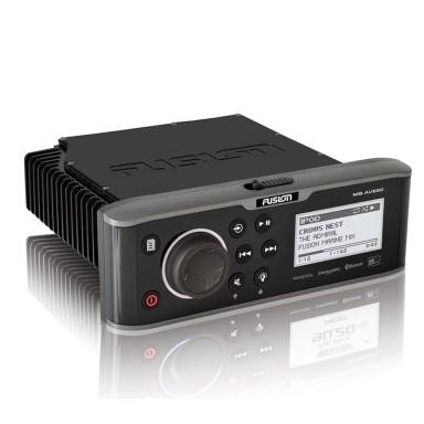 Radio DVD Marina Fusion MS-AV650 con Bluetooth