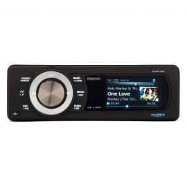 Radio Música Aquatic AV AQ MP 5UBT iPod iPhone Bluetooth USB y MP3
