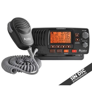 VHF Cobra MR F57 Sin DSC