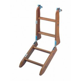 Escalera Plegable Madera