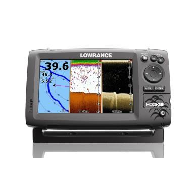 Lowrance Hook 7 GPS Sonda