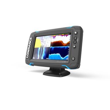 Lowrance Elite 7 Ti GPS Sonda