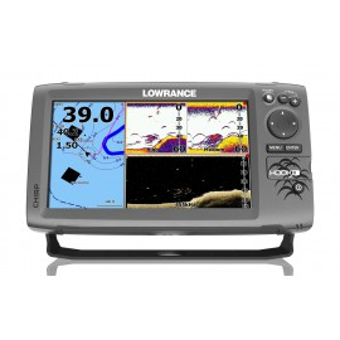 Lowrance Hook 9 GPS Sonda