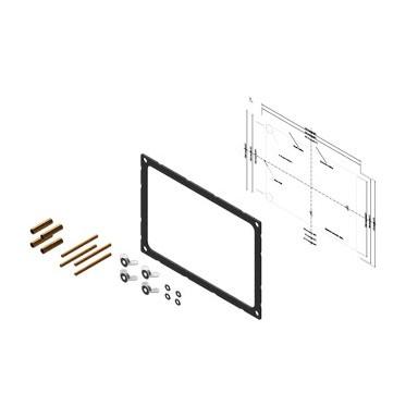 Kit Montaje Sobre Panel Simrad GO7 y B&G Vulcan 7