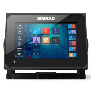 Simrad GO7 XSE GPS Sonda