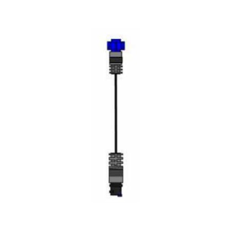 Cable Adaptador Transductores 9 Pines a 7 Pines Lowrance y Simrad