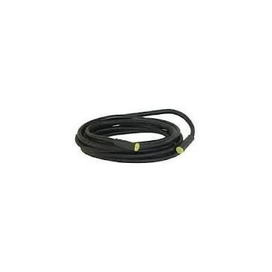 Cable Alimentacion Simnet Sin Terminador Amarillo