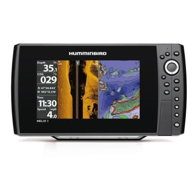 Humminbird Helix 9 GPS Sonda SI