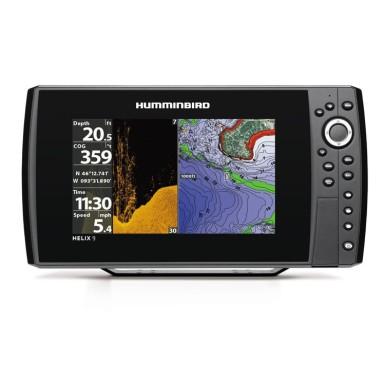 Humminbird Helix 9 GPS Sonda DI