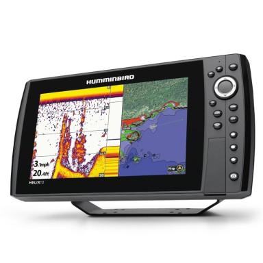 Humminbird Helix 10 GPS Sonda