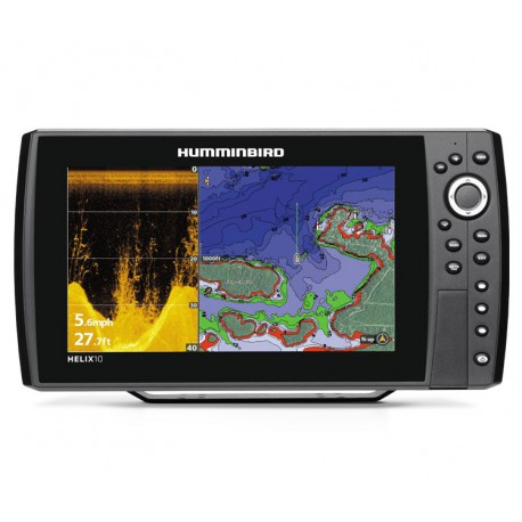 Humminbird Helix 10 GPS Sonda DI
