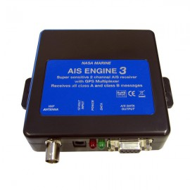 Receptor Ais Nasa Engine 3 Caja Negra